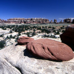The Needles01B-Canyonlands-T-1998-Paul HAAN