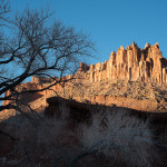 The Castle, Capitol Reef National Park, Utah (USA)